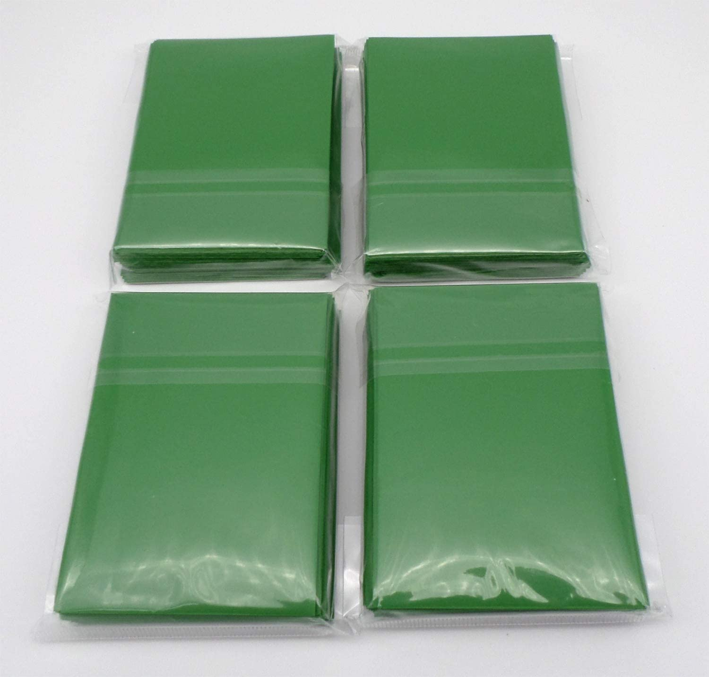 Mini Pochettes YGO docsmagic.de 4 x 60 Double Mat Orange Card Sleeves Small Size 62 x 89
