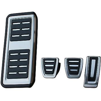Audi 8 X 1064200b Pedal Juego de tapacubos para A1 (PA) Izquierda Interruptor de mano con reposapiés: Amazon.es: Coche y moto