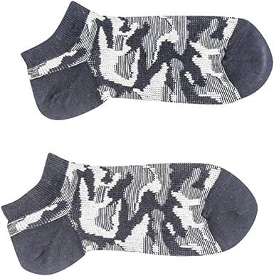 Sylar Calcetines Tobilleros Hombre Vintage Calcetines Cortos ...