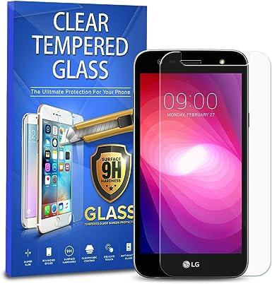 LG X Power 2 LV7 Protector de Pantalla de Cristal Templado para LG ...