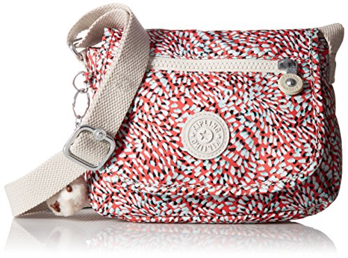 Kipling Sabian Whimsical Leaves Crossbody Mini Bag, Whimsleave