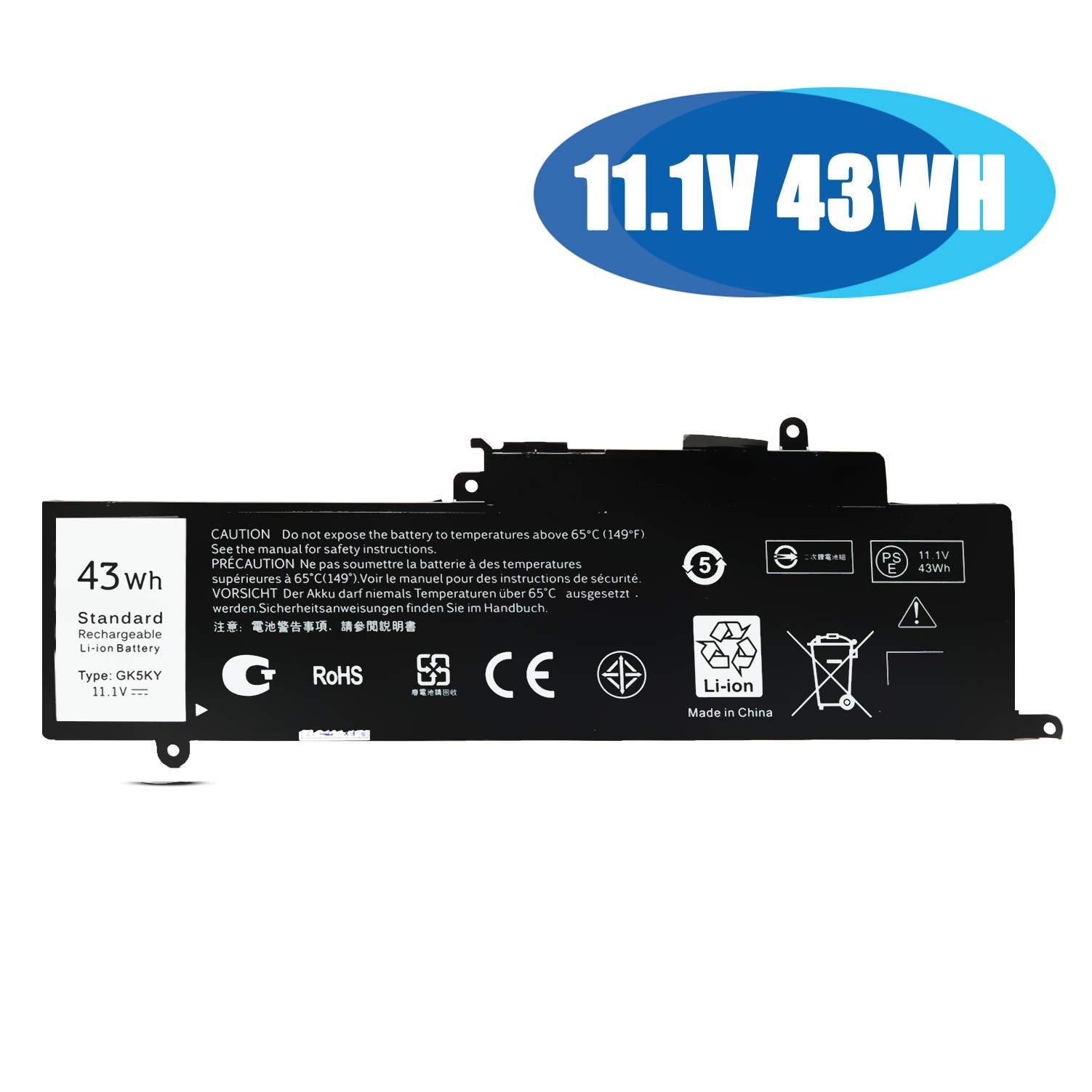 Bateria 4k8yh Gk5ky Para Dell Inspiron 11 3147/11 3152/13 7000/13 7347/13 7359/13 7352/13 7558 Series P/n:92nct 092nct 0