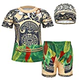 AmzBarley Maui Little Boys' 2 Piece Swimwear