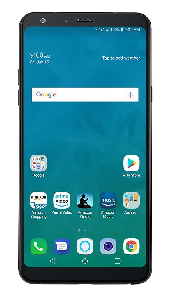 LG Stylo 4 – 32 GB – Unlocked (AT&T/Sprint/T-Mobile/Verizon) – Aurora Black – Prime Exclusive Phone by LG (Image #1)