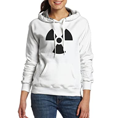 Amazon Women Ionizing Radiation Symbol Hoodie Outfitter Hoodie