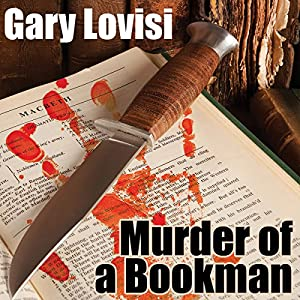 Murder of a Bookman Audiobook