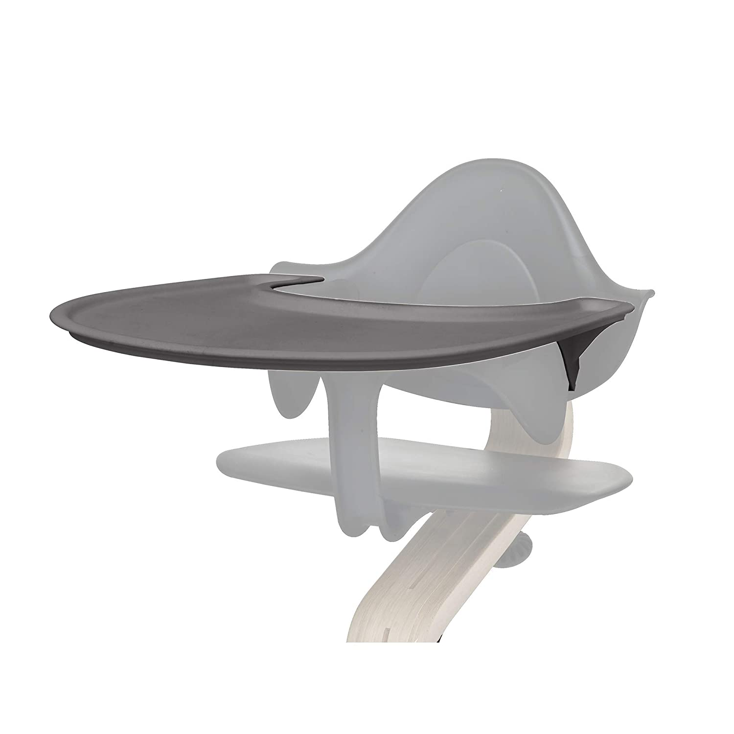 Coffee Easy to Clean Accessory for use with the Award Winning Nomi High Chair Tray by Evomove