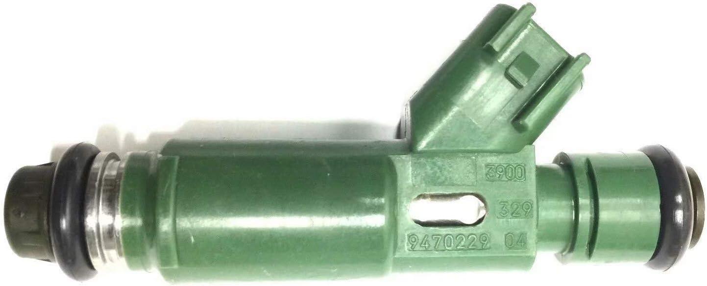 852-12225 162058 FJ668 EMIAOTO 5PCS Fuel Injector for 98-07 Volvo C70 S60 S70 S80 V70 B5244S 2.4L 9470229 195500-3900
