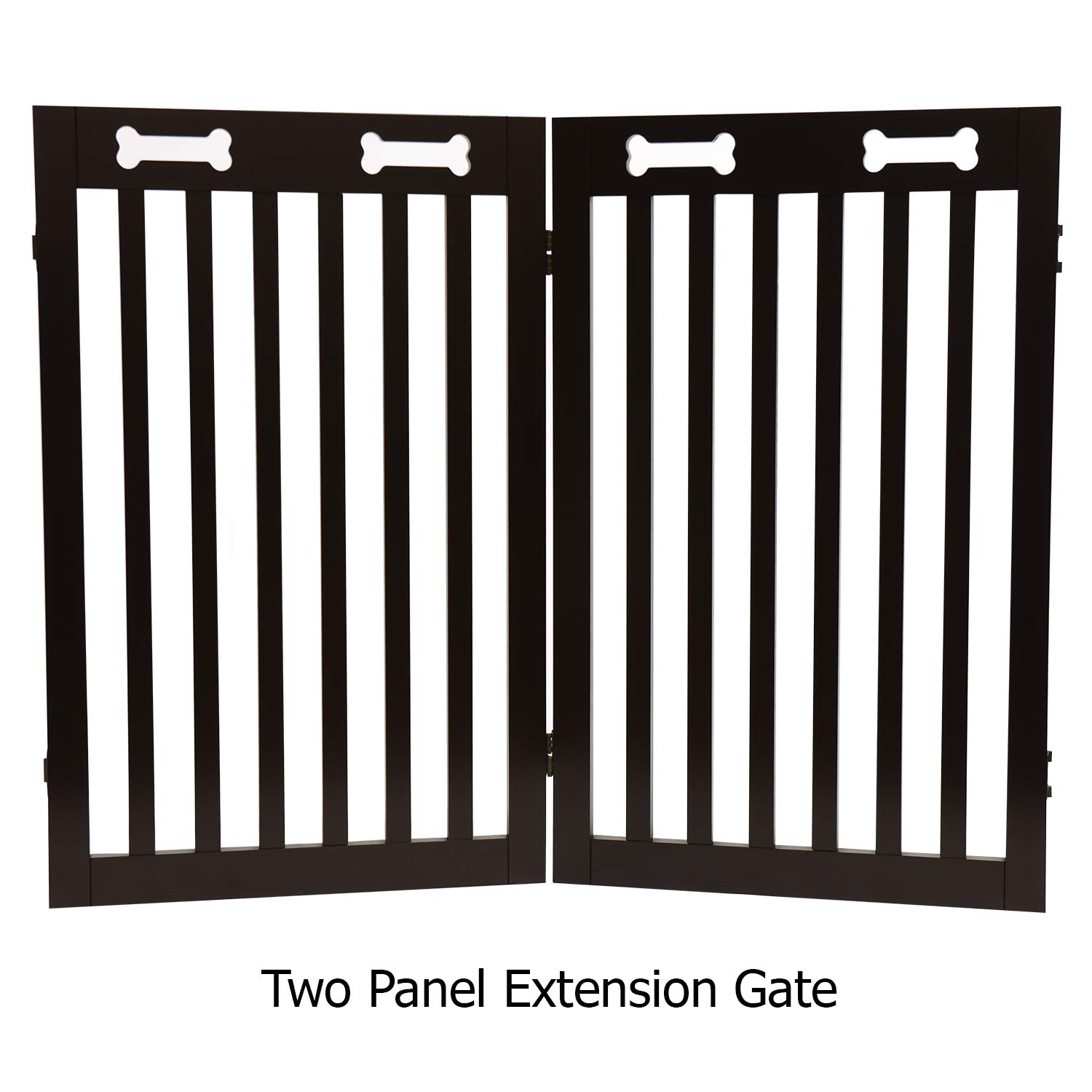 Arf Pets Two-Panel Extension Kit for The 4 Panel Gate Model APDGTSG
