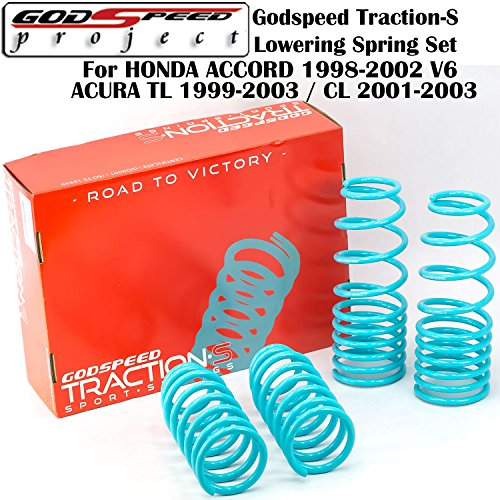99 accord lowering springs - 8