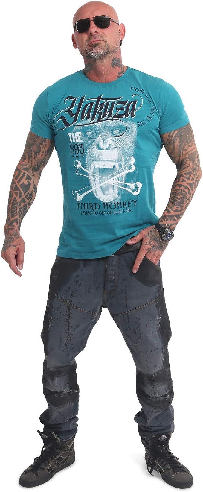 Camiseta para hombre Yakuza Dead Punk