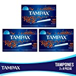 Tampax Tampax Cartón Tampones Super Plus, 24 Unds En Total, Pack of 1