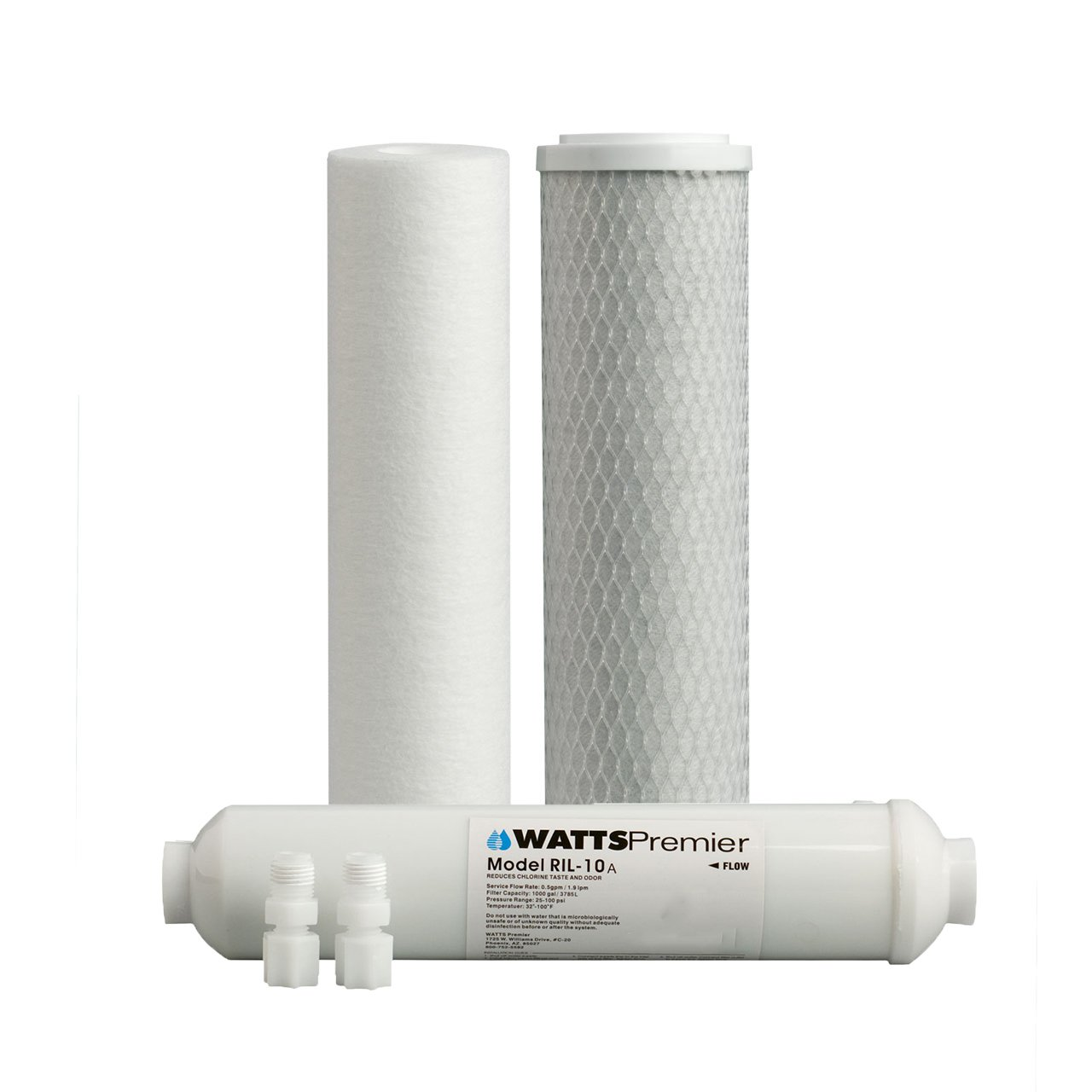 Watts Premier 560032 Four-Stage Standard Annual Filter Kit