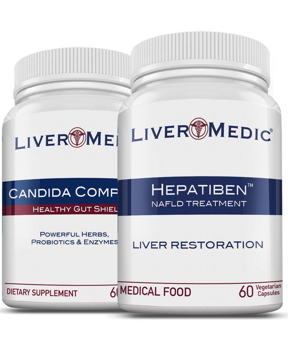Complete Cleanse Program [Gut & Liver] Professional Strength w/Probiotics & Enzyme Support, All Natural Vegan Formula | Preferred by Naturopathic Physicians by Liver Medic