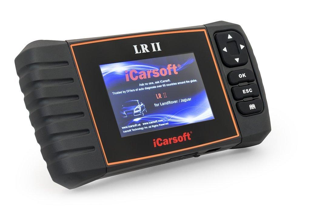 iCarsoft LR II Professional Multi-System Diagnostic Tool for Landrover/Jaguar 1-pc Set