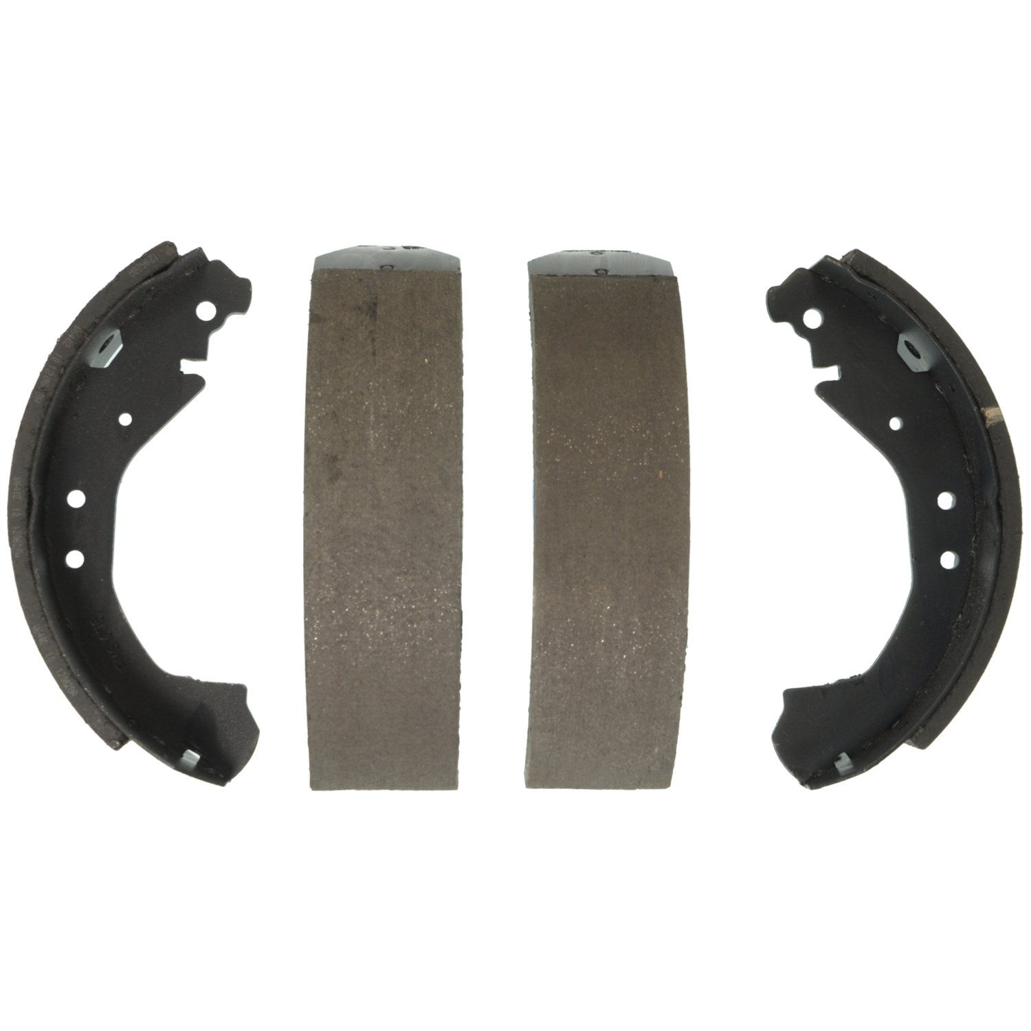 Wagner QuickStop Z675R Brake Shoe Set, Rear