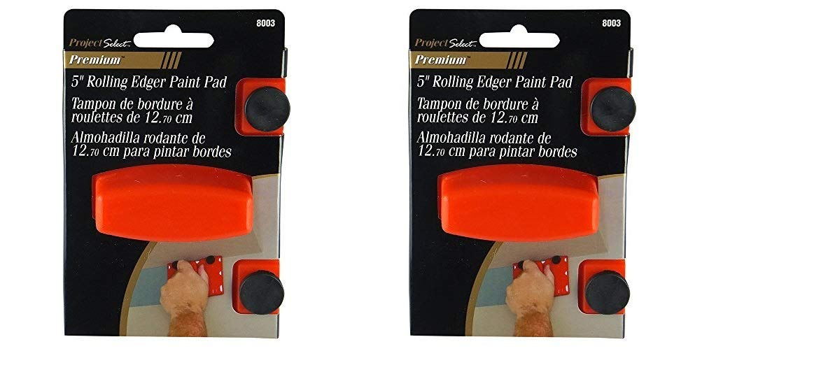 Pad Paint Edger Wheeled 5in(Pack of 2) by pre sel