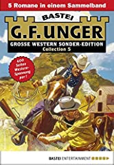 G. F. Unger Sonder-Edition - Folge 013: Sündige Stadt (German Edition)