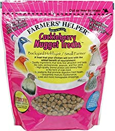 Bird Products/Food Cackleberry Nugget Treat, Small