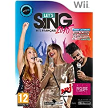 Third Party - Let'S Sing 2016 : Hits Français Occasion [ Nintendo WII ] - 4020628852368