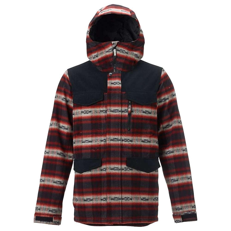 バートン アウター ジャケットブルゾン Burton Men's Covert Jacket Fired Bric [並行輸入品] B078VNSNH5 Medium