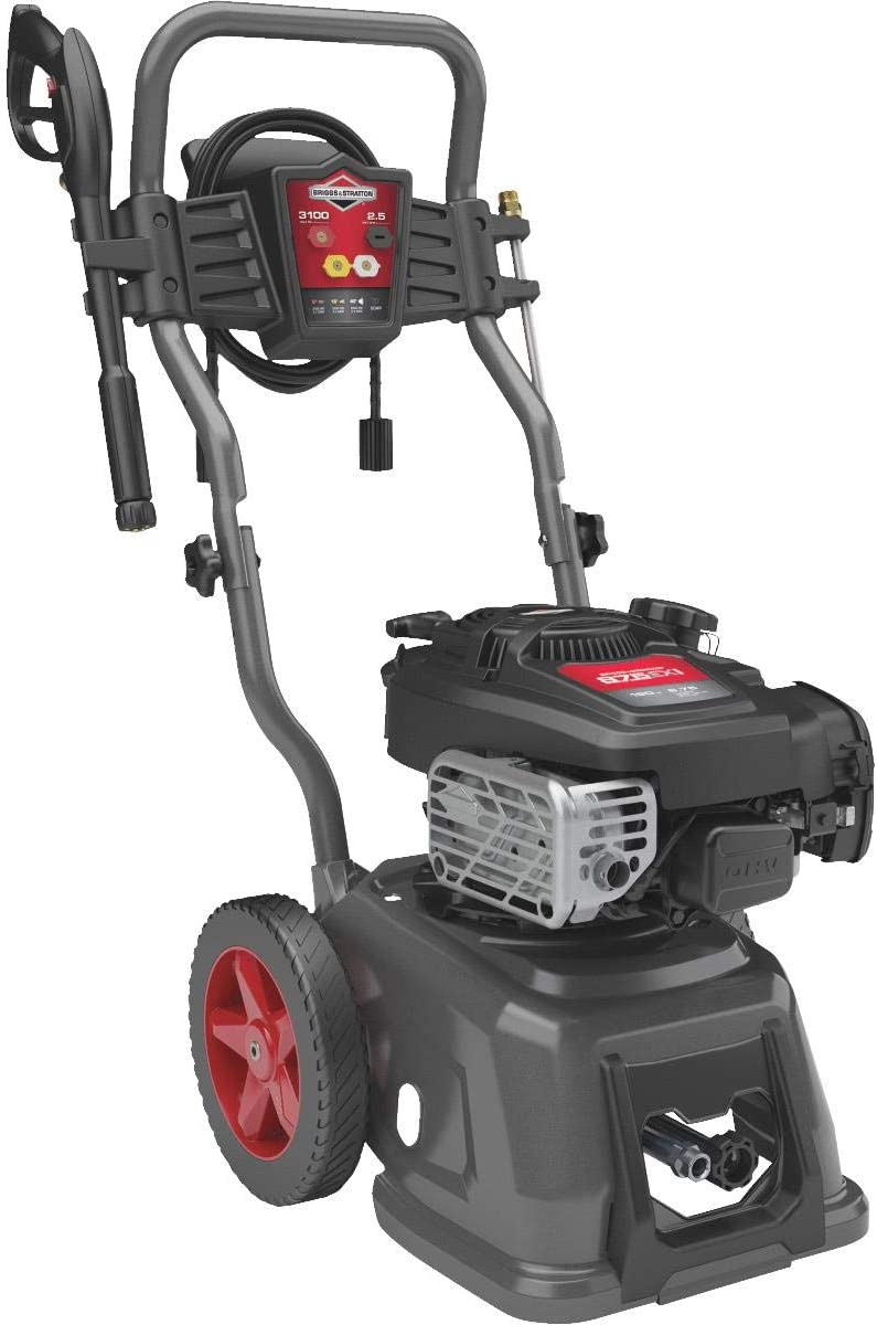 Briggs Stratton 020685 3100 PSI 2.5GPM Pressure Washer
