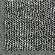 Andersen 2297 Waterhog Eco Premier Fashion Pet Polyester Fiber Indoor/Outdoor Floor Mat, SBR Rubber Backing, 3