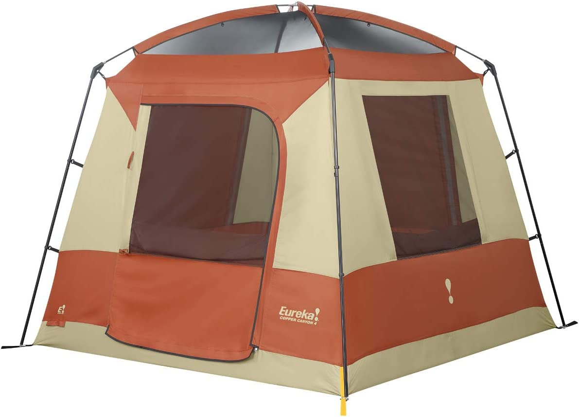 Eureka Copper Canyon 4 Person Tent Review
