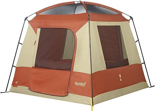 Eureka Copper Canyon 4 Person Cabin Waterproof Tent