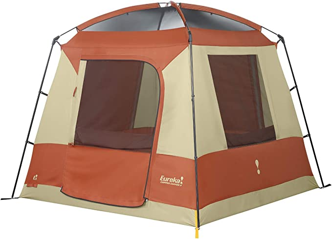 Eureka Copper Canyon 4-12 Persons tent for 3-Season