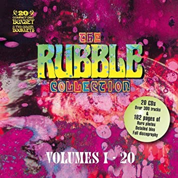 The Rubble Collection - Volumes 1-20: Various Artists: Amazon.es ...