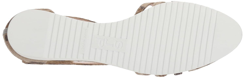 SJP by Sarah Jessica Parker Women's Meteor Sneaker B074PFQZGB 40.5 B EU (10 US)|Camo Linen