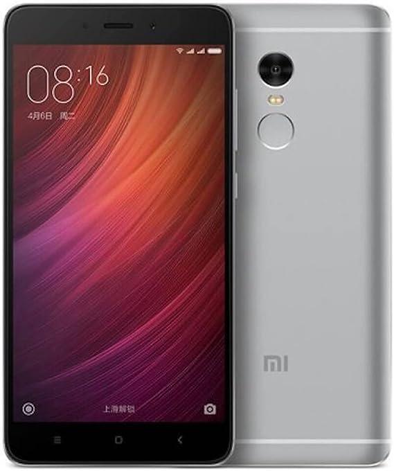 Xiaomi Redmi Note 4 SIM Doble 4G 32GB Gris: Xiaomi: Amazon.es ...