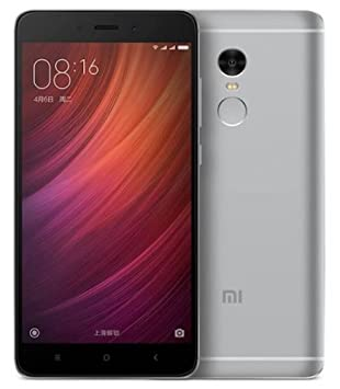 Xiaomi Redmi Note 4 Smartphone 32gb Dual Sim 14cm 5 5 Display 13mp Kamera Android 6 0 Grau