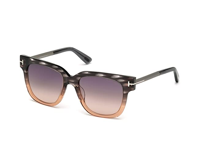 15e27a6a2835a Tom Ford Sunglasses 436F TF436 TF436F Tracy 54mm-18MM-140MM Asian Fit (20B  GREY OTHER)  Amazon.ca  Clothing   Accessories