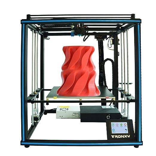 Knoijijuo Impresora 3D Industrial X5SA 24V Escritorio educación en ...