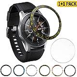 8a70685c2c42 Amazon.com: [2 Pack]JZK Samsung Galaxy watch 46mm/Gear S3 Frontier ...