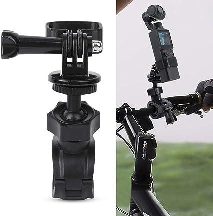 Yctze Action Kamera Lenker Action Kamera Fahrrad Motorrad Mountainbike Feste Halterung Unterstützung Für Fimi Palm Ballhead Cam Auto