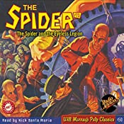 Spider #73, October 1939: The Spider | Grant Stockbridge,  Radio Archives