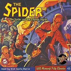 Spider #73, October 1939