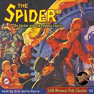 Spider #73, October 1939 Audiobook