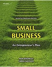 Small Business: An Enterpreneur's Plan