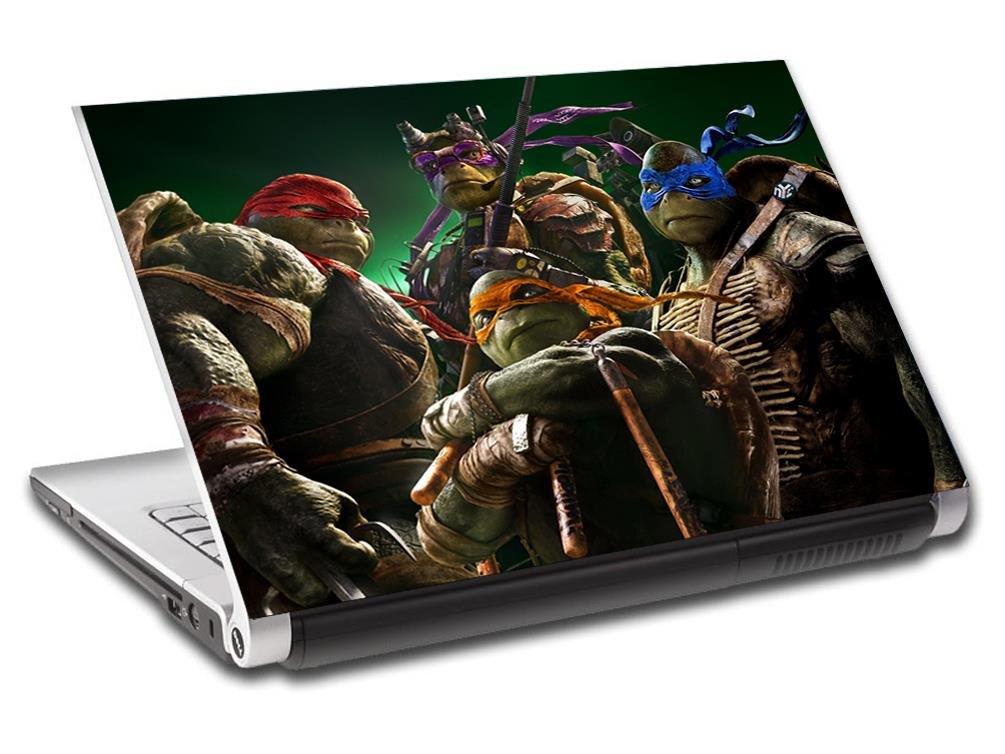 Amazon.com: Ninja Turtles TMNT Personalized LAPTOP Skin ...
