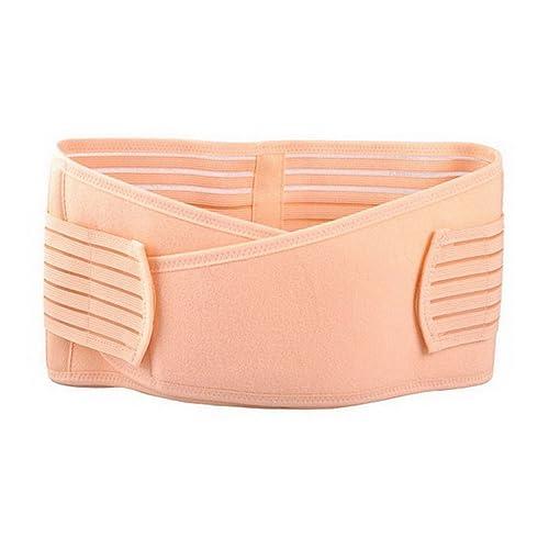 Ahatech Mujer Postparto Cintura Cinturón Corsé Faja Ajuste Transpirable Elástico para Mujer y Matern...