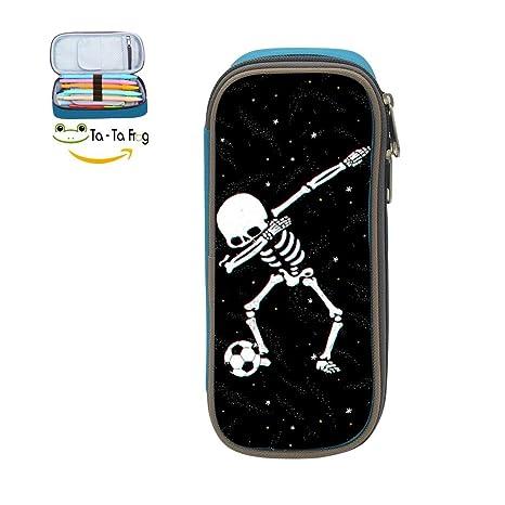 Amazon.com: Niños punzonar esqueleto balón de fútbol Graphic ...