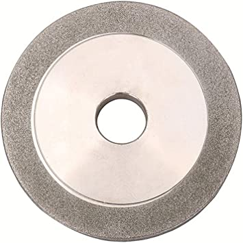 "3/"" Diamond Grinding Wheel Electroplating Abrasive Disc for Hard Materials Metal"