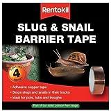 Rentokil FS34 4 m Slug and Snail Barrier Tape