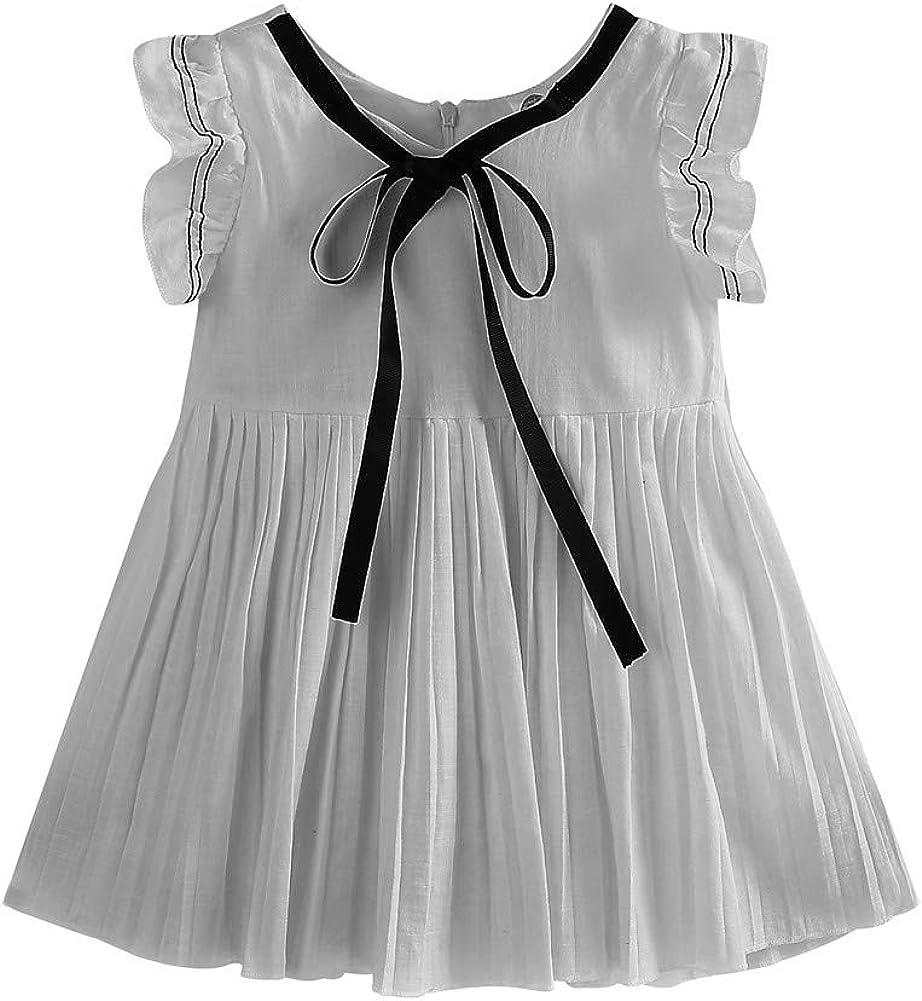 The White Company Fille Âge 5-6 ans coton Soirée Robe