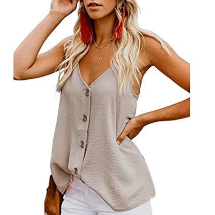 iSkylie Women Tunic Shirt Spring Spring Casual Plus Size Buttons Plaid Long Loose Tunic T-Shirt Tops Blouse Coaches' & Referees' Gear