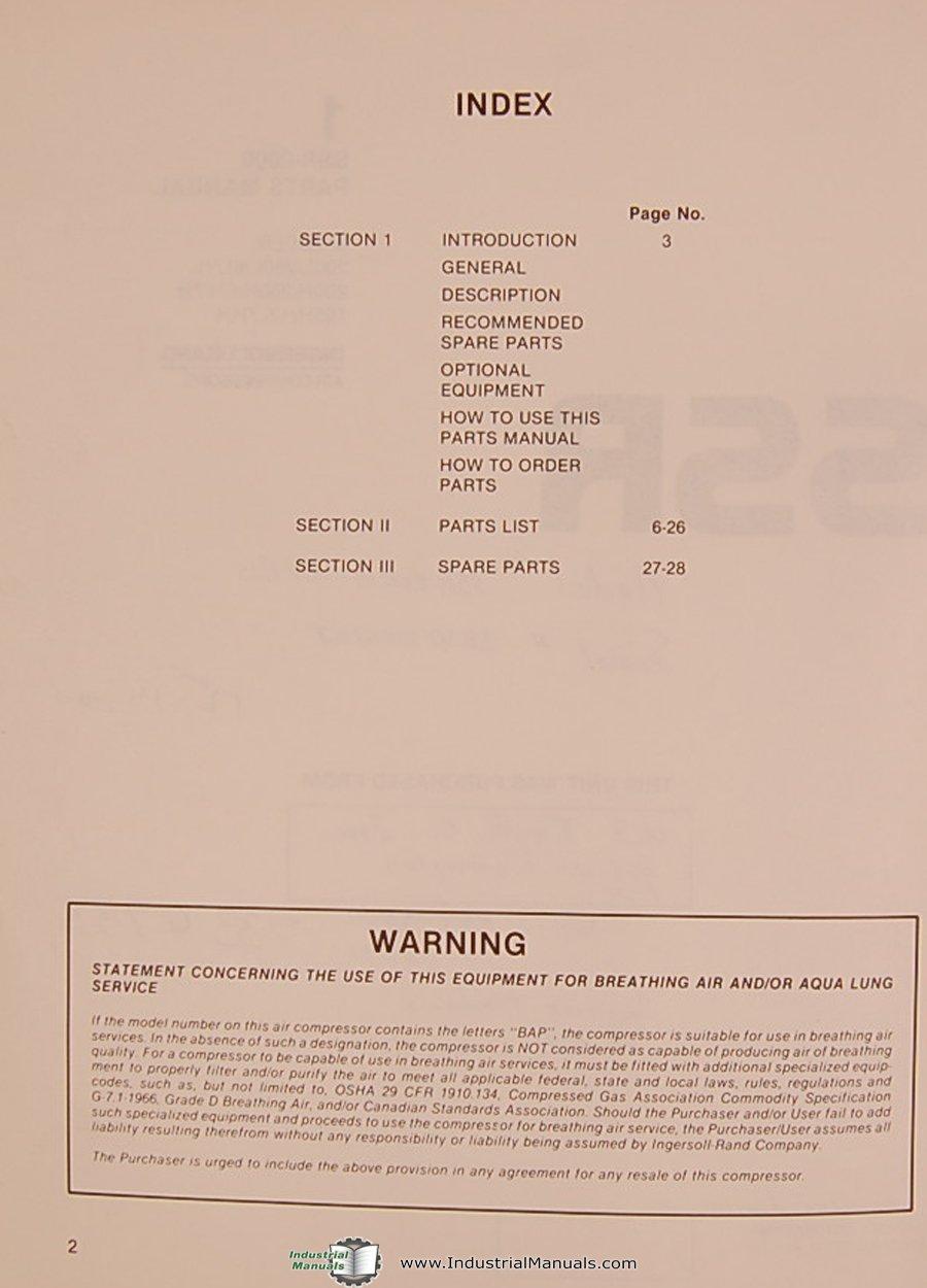 Ir Ssr 2000 Schematic Custom Wiring Diagram Solid State Relay Amazon Ingersoll Rand Air Compressor Parts List Manual Rh Com